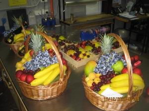 fruit baskets newcastle