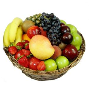 fresh fruit hamper delivery in Newcastle